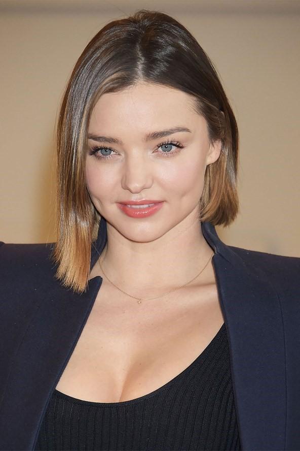 Kiểu tóc ngắn bob đẹp đang được sao hollywood yêu thích hiện nay