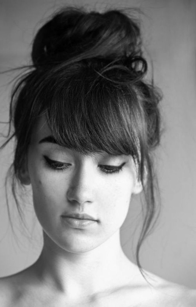 Những kiểu tóc búi đẹp nhất cho ngày hè thêm mát mẻ cá tính