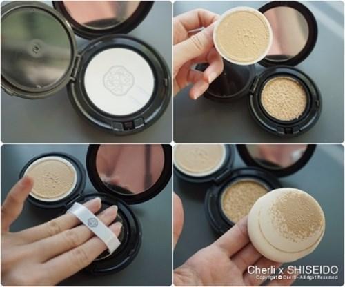 Shiseido ra mắt phấn nước công nghệ nhật bản synchro skin glow cushion