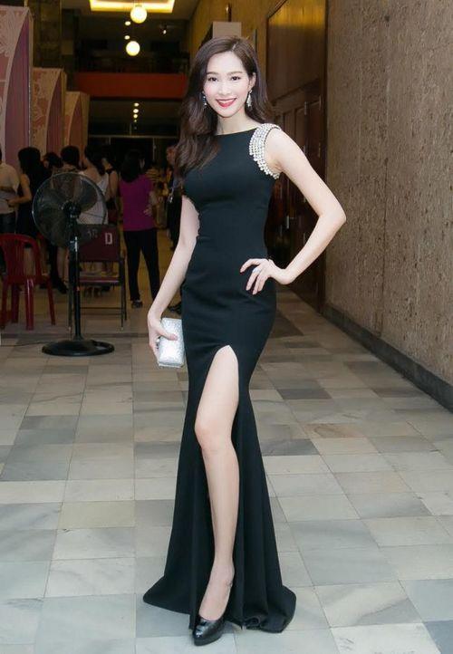 Hoa hậu việt lần đầu tiết lộ bí quyết sở hữu vòng eo con kiến