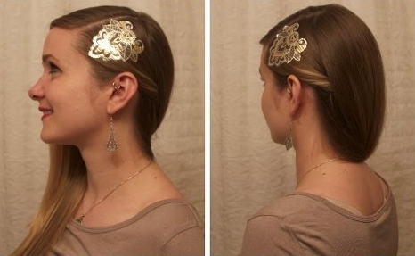 Xăm hình trên tóc xu hướng làm đẹp mới được ưa chuộng nhất hiện nay