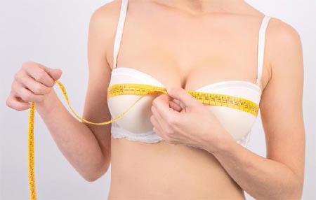 Cách chọn size áo ngực đo size áo ngực chuẩn tại việt nam