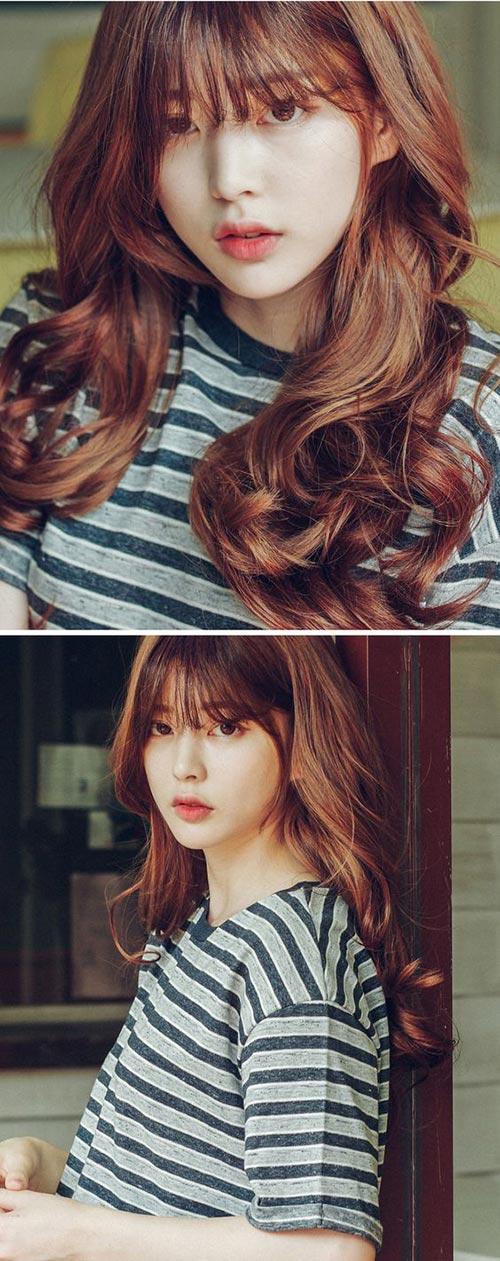 Những kiểu tóc xoăn không thể bỏ lỡ trong mùa thu này