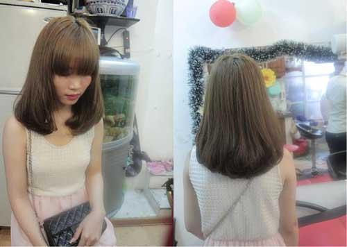 5 kiểu tóc sinh ra để dành cho những bạn gái tóc thưa - hói - mỏng