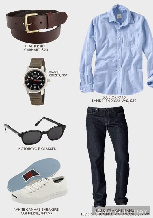 Gợi ý 4 set đồ mix cùng với áo sơ mi nam dành cho chàng công sở