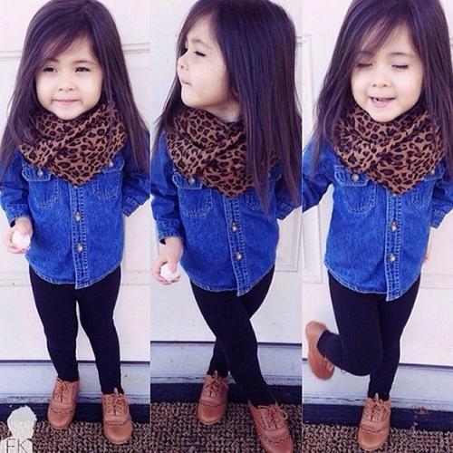 Những kiểu tóc đẹp ngày khai giảng cho bé gái các mẹ đừng quên