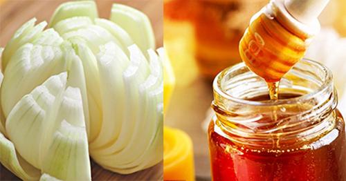 Trộn hành tây với mật ong lông mày lơ thơ sẽ dày lên nhanh chóng