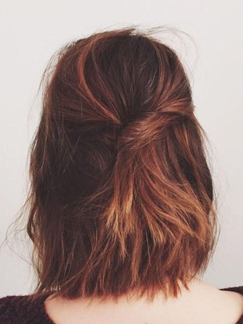 7 kiểu tóc dành riêng cho những cô nàng tóc mỏng