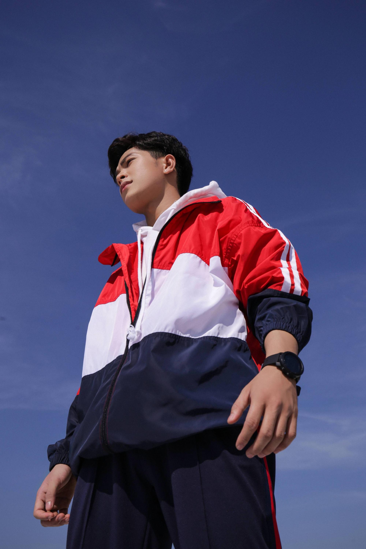 Nam thần hồ thanh phong taekwondo cùng phong cách nam tính trẻ trung