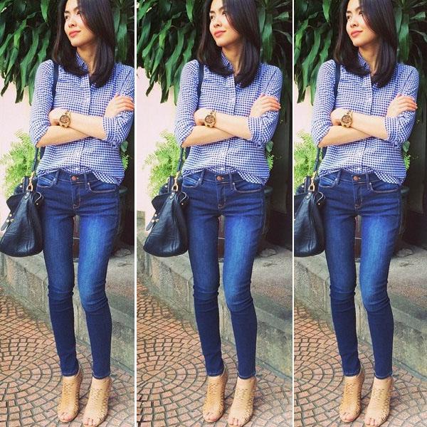 Bí quyết giữ đồ jeans lúc nào cũng như mới