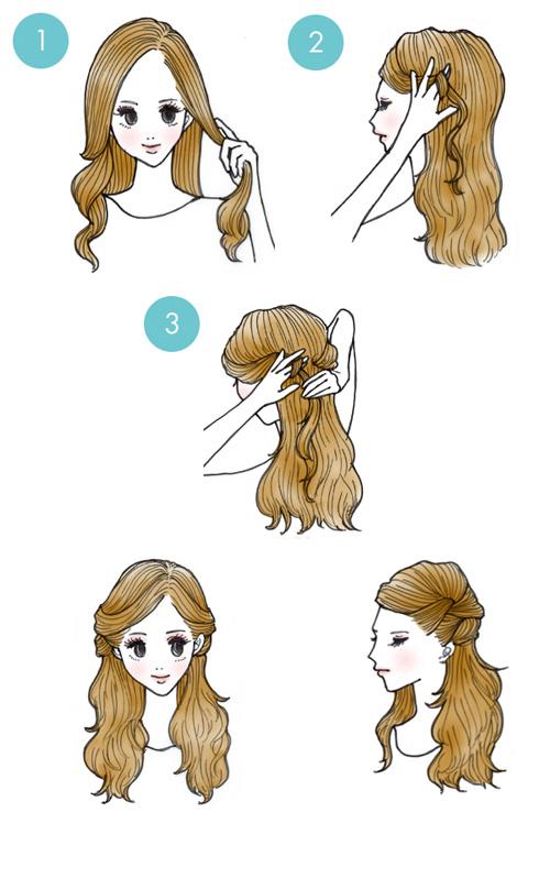 Những kiểu tóc mùa thu tuyệt đẹp