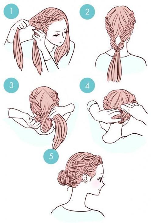 7 kiểu tóc tuyệt đẹp chị em trên 30