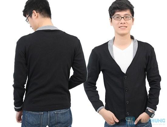 Áo khoác cardigan nam đẹp hàn quốc cá tính cho chàng