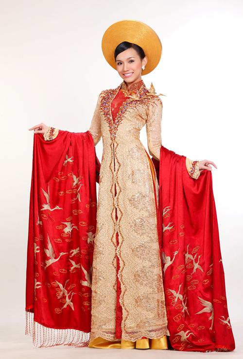 Tuyển người thiết kế quốc phục cho hoa hậu hoàn vũ