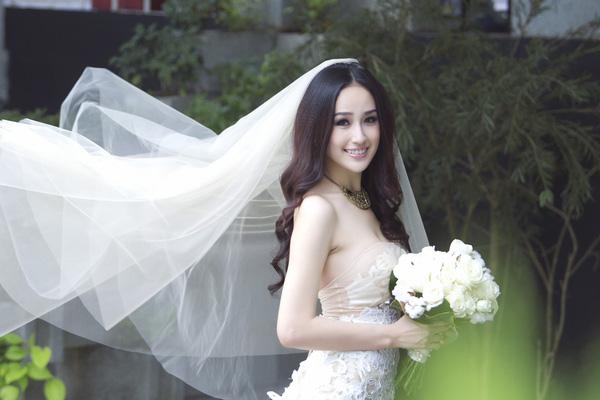 Khi sao việt làm cô dâu ai cũng muốn được làm chú rể của nàng