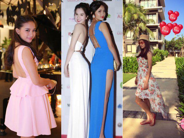 Mỹ nhân đẹp nhất philippines thất vọng vì tuột dốc thời trang sau sinh