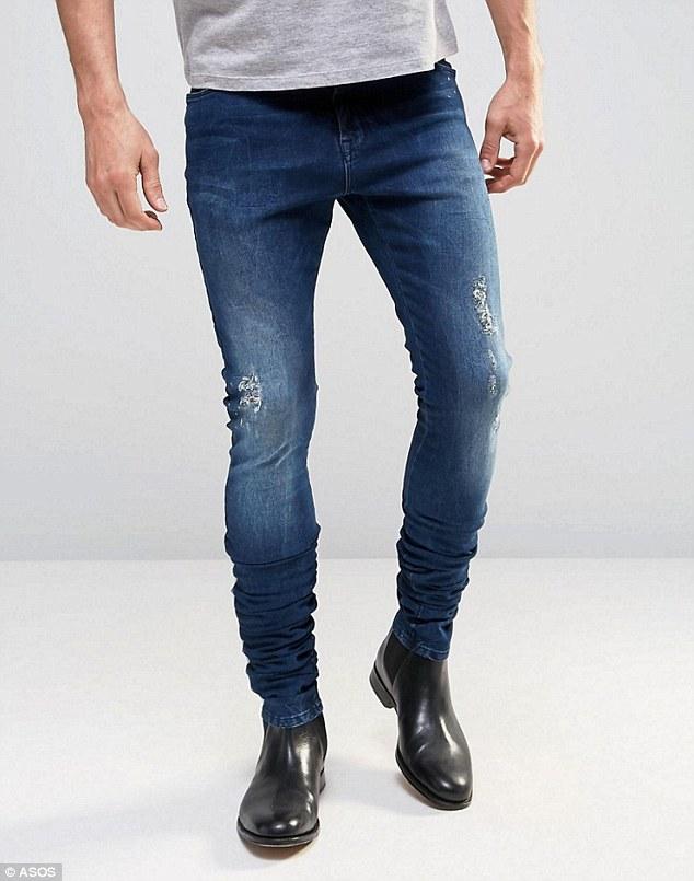Quần jeans quái dị của asos và những cái kết phũ phàng
