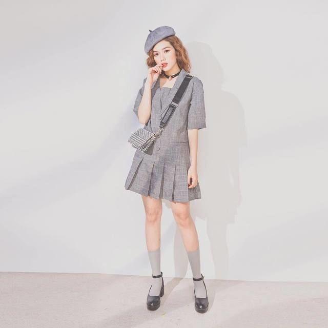 Những tips phối đồ đơn giản giúp cô gái chân ngắn