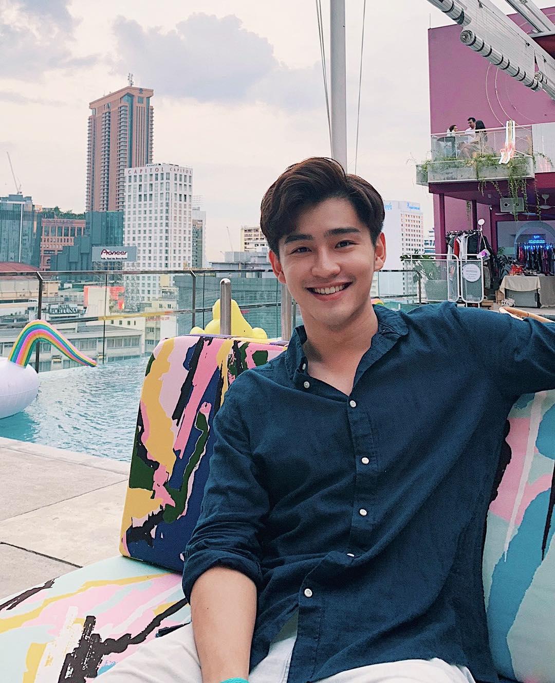 Profile cực ấn tượng của mỹ nam được ưu ái gọi là tình đầu malaysia